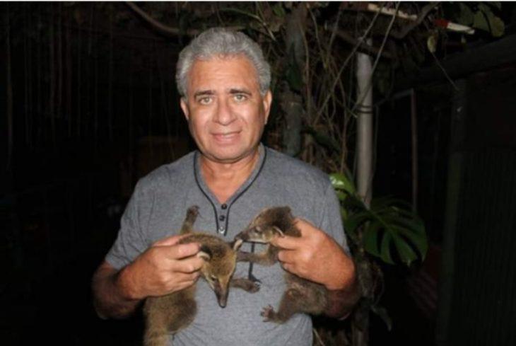 Un puma, erizos y puercoespines entre los animales mas raros que fueron reportados por los vecinos de Posadas