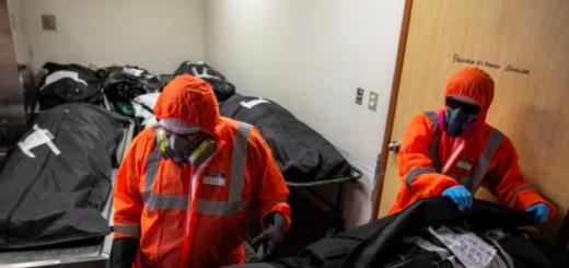 Coronavirus en Perú: la gente muere en sus casas y contratan a venezolanos para ir a buscar los cuerpos