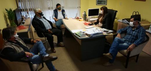 La ministra de Trabajo y Empleo de Misiones recibió a miembros de UATRE
