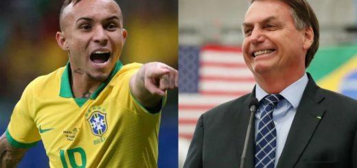 """Un jugador de la selección de Brasil le respondió a Bolsonaro tras la muerte de su abuelo por coronavirus: """"No es una gripecita"""""""