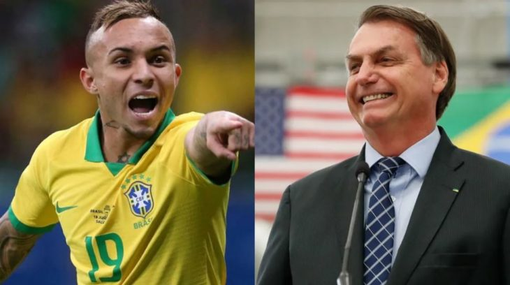 Un jugador de la selección de Brasil le respondió a Bolsonaro tras la muerte de su abuelo por coronavirus: «No es una gripecita»