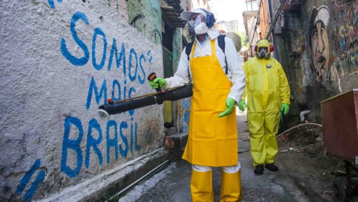 Coronavirus: Brasil se convirtió en el segundo país con más casos en el mundo