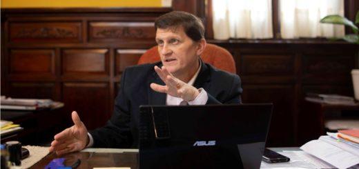 El ministro Adolfo Safrán señaló que a pesar de la pandemia la economía misionera pudo trabajar con cierta normalidad