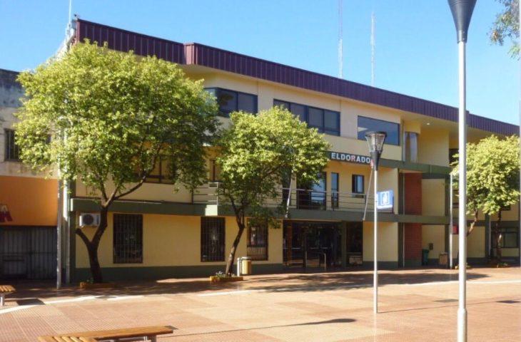 Coronavirus: en Eldorado proyectarán la imagen del Cabildo en el edificio municipal
