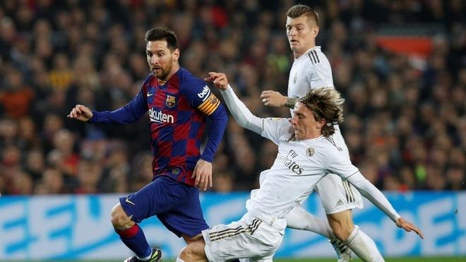 Vuelve el fútbol a España: la Liga se reanudará el 8 de junio