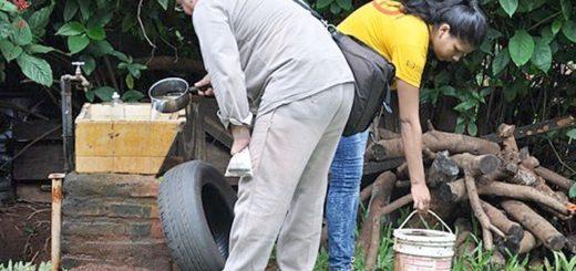 En la última semana se confirmaron seis mil casos de dengue en el país