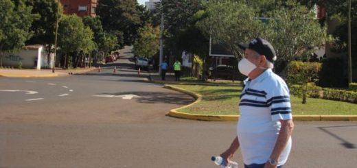 Estos son los trayectos habilitados para las caminatas recreativas en Posadas de las cuales podrán participar personas de todas las edades