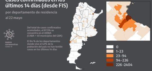 Coronavirus: el presidente extendió la cuarentena, pero con diferencias de flexibilidad según la región