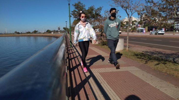 Posadas: hoy y mañana personas de todas las edades podrán realizar «caminata recreativa» a partir de las 11 en lugares habilitados