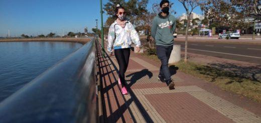 """Posadas: hoy personas de todas las edades podrán realizar """"caminata recreativa"""" a partir de las 11 en lugares habilitados"""