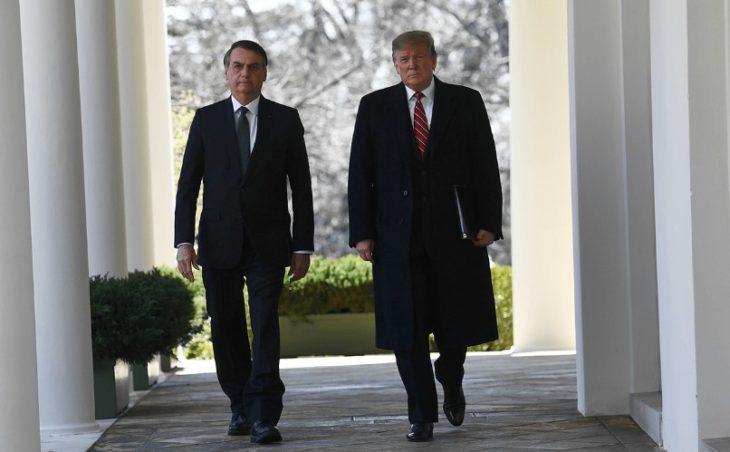 Trump prohibió los viajes a EEUU desde Brasil por el avance del coronavirus