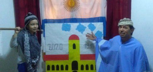 Mirá el acto virtual que realizaron las distintas escuelas de Misiones