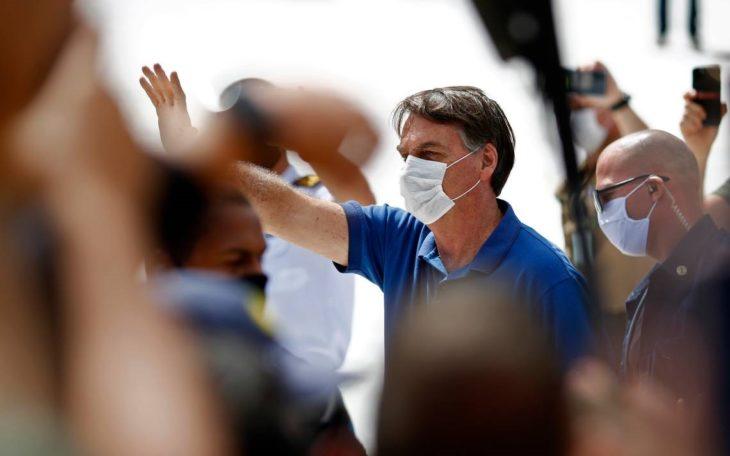 Coronavirus: Brasil ya es el segundo país con más números de infectados en el mundo y suma 22 mil muertos