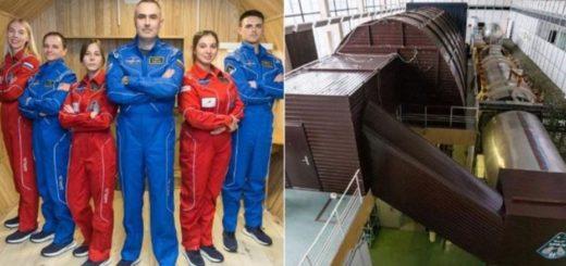 La NASA busca 8 voluntarios para confinarlos en Rusia
