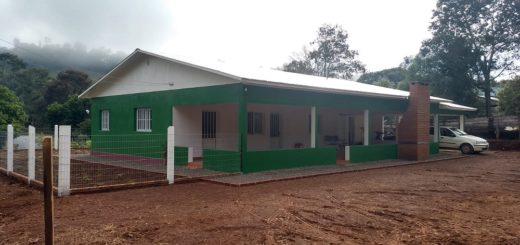 Concluyen nuevas viviendas rurales para tabacaleros en Colonia Aurora