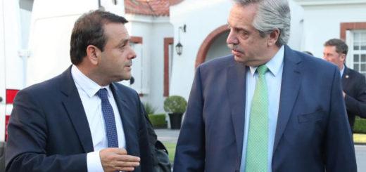 Herrera Ahuad confirmó que el jueves llega el presidente Alberto Fernández a Posadas junto a ministros del Gabinete nacional