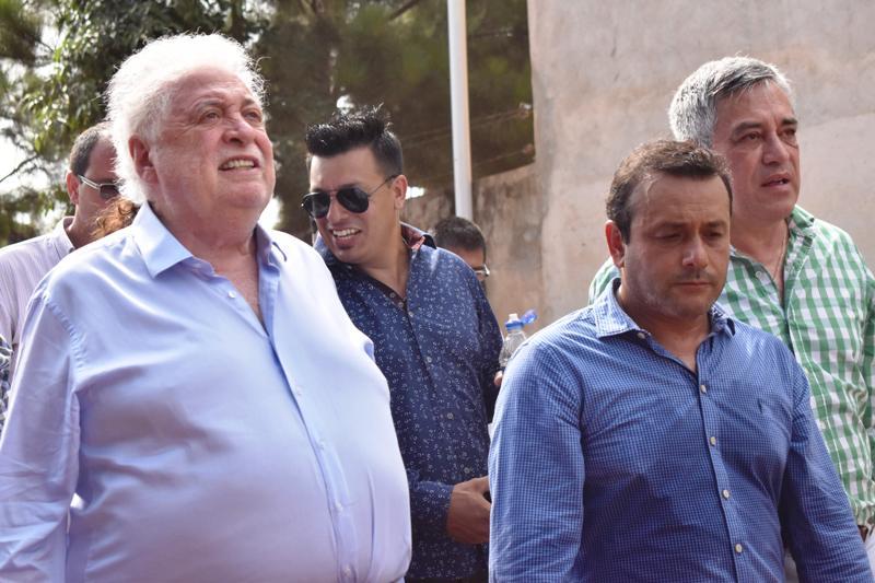 """Herrera Ahuad: """"La visita del presidente Alberto Fernández a Misiones es un gesto a la expectativa que teníamos todos los gobernadores de una Argentina más federal"""""""