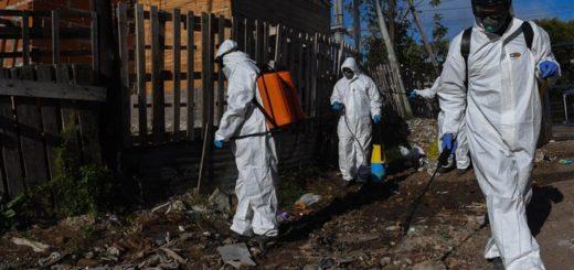 Con 600 nuevos casos, son 13.228 los infectados y 490 los muertos por coronavirus en Argentina