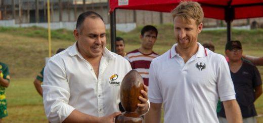Bruno Núñez, presidente de la URUMI es optimista con la vuelta a los entrenamientos en el Rugby y adelantó que es muy probable que el Regional no se dispute este año