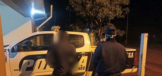 """Campo Grande: detuvieron a """"Colorado"""" por incendiar una carpintería del barrio Industrial"""