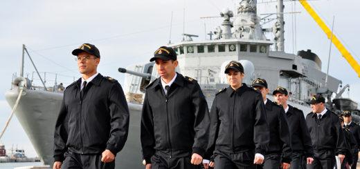 La Armada Argentina lanzó una oferta laboral para los profesionales universitarios que quieran formar parte del Cuerpo Profesional