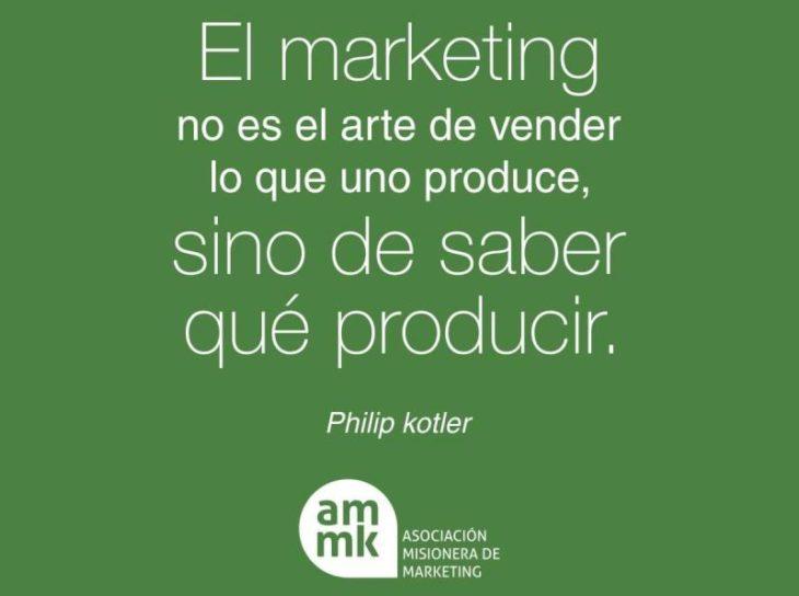 El origen del Marketing en el mundo, Argentina y Misiones