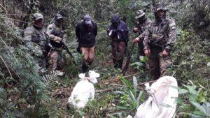 Yabotí: en operativo de control ambiental, guardaparques de Ecología detuvieron a tres cazadores furtivos en la reserva
