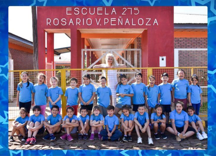 Héroes cotidianos: la creatividad y dedicación de una maestra de San Javier se ganó los corazones de los alumnos y padres