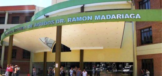 Por un resultado dudoso de coronavirus se activó el protocolo en el Hospital Madariaga de Posadas