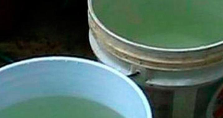 Un niño de 2 años murió ahogado tras caer en un balde de 20 litros