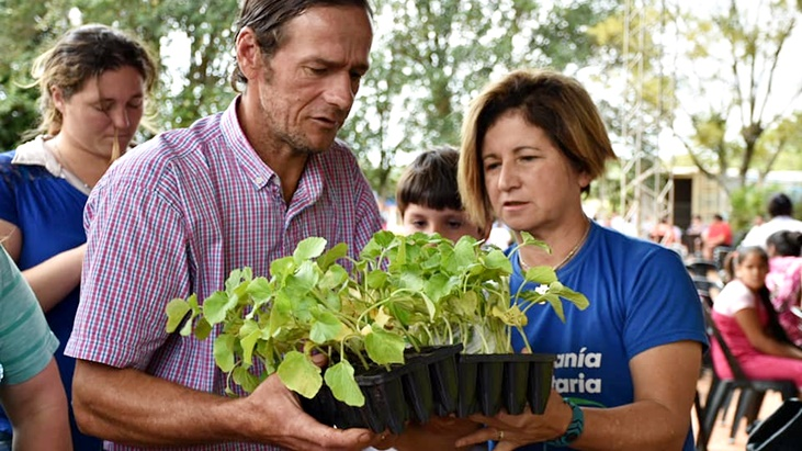 Agricultura Familiar de Misiones le solicitará al presidente Alberto Fernández la creación de un fondo para créditos, smartphones para productores y camiones equipados