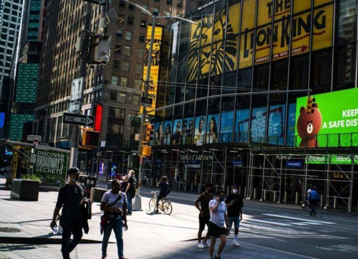 La desocupación en Estados Unidos ya alcanza a 41 millones de personas