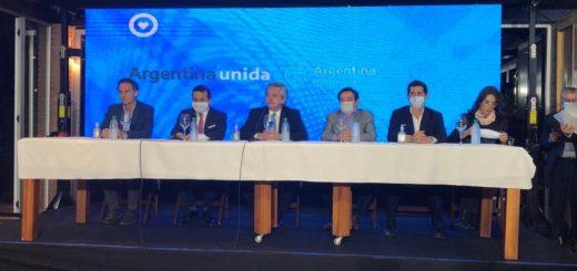 Mirá en vivo la conferencia de prensa del Presidente en la Residencia del Gobernador de Misiones