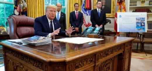 Donald Trump firmó un decreto que busca limitar la protección legal de las redes sociales