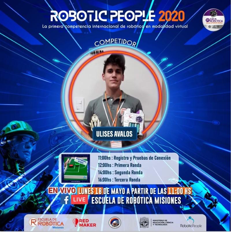 La Escuela de Robótica de Misiones obtuvo un 1er y 3er puesto en competencia latinoamericana