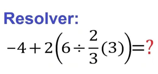 Reto viral: ¿podés resolver este imposible cálculo matemático?