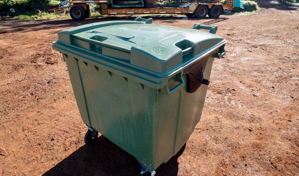 Eldorado: el municipio distribuirá nuevos contenedores de basura en varios puntos de la ciudad