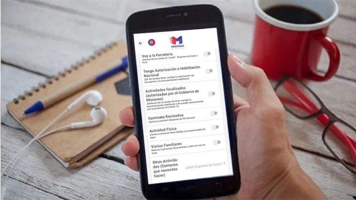 Ya se pueden gestionar las visitas familiares a través de la App ...