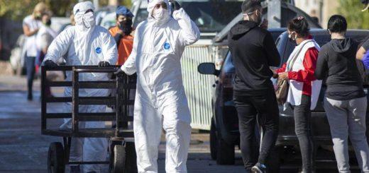 Con 769 nuevos casos, son 14.702 los infectados y 508 los muertos por coronavirus en Argentina
