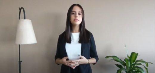 Una posadeña participa en una competencia mundial donde cada joven presenta una problemática global que les interese resolver