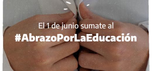 #AbrazoPorLaEducación: la campaña que busca visibilizar los desafíos por los que atraviesa la educación en América Latina tras la propagación del coronavirus