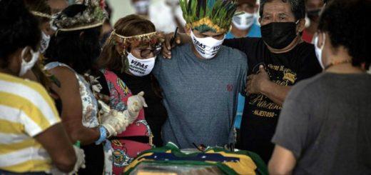Brasil: los indígenas del Amazonas mueren por coronavirus a un ritmo alarmante