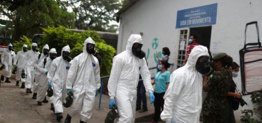 Coronavirus: Brasil ya es el cuarto país con más muertos en el mundo
