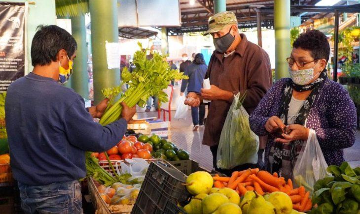 El Mercado Concentrador Zonal con gran afluencia de público tanto en Oberá como en Posadas