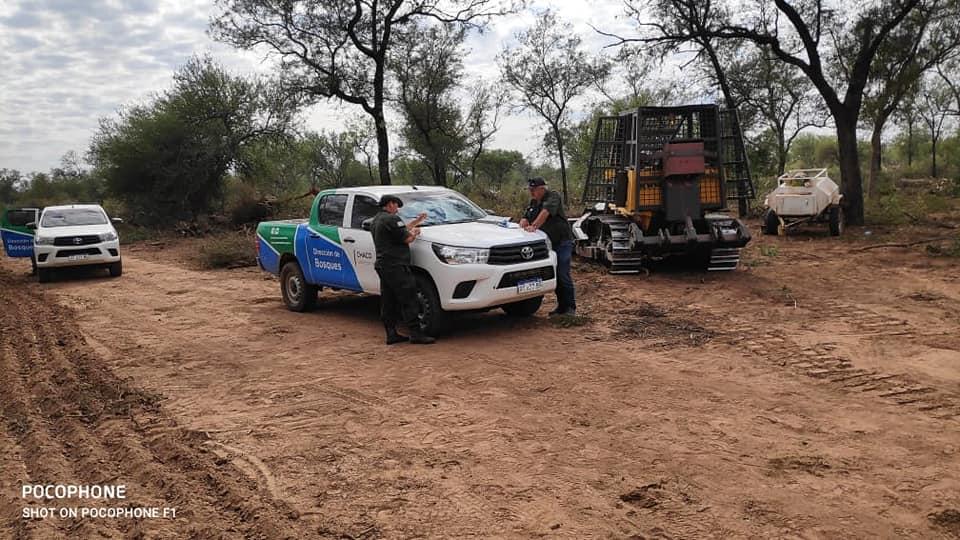 """Chaco: la Federación de Productores e Industriales Forestales denuncia una """"operación mediática"""" de ONGs para confundir sobre desmontes ilegales con la actividad lícita con madera nativa"""