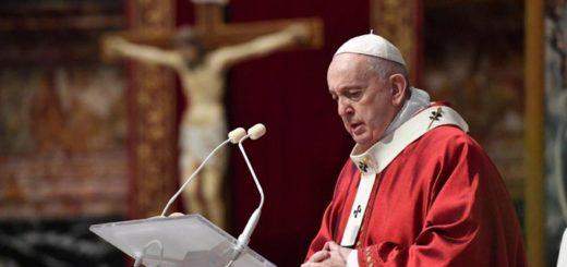"""Papa Francisco en Pentecostés 2020: """"Tras la pandemia se deberá construir una sociedad más justa y equitativa"""""""