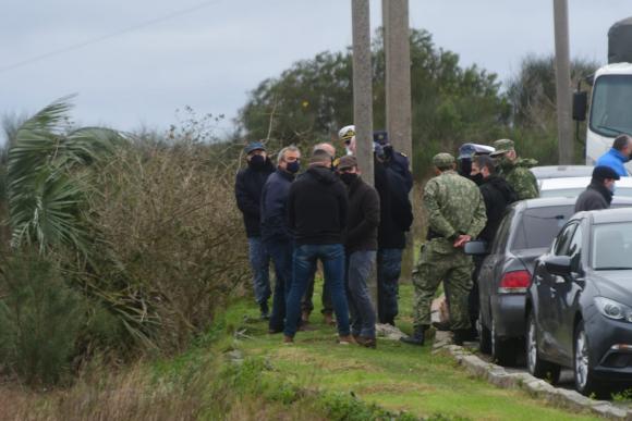 Uruguay decretó duelo nacional por el asesinato de tres infantes de la marina en la Fortaleza del Cerro