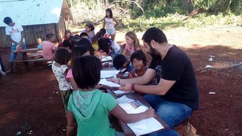 Héroes cotidianos: la labor de un educador itinerante que inspira a nivel mundial y es orgullo misionero