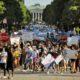 Estados Unidos: por los disturbios, 25 ciudades decretaron el toque de queda