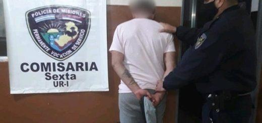 Posadas: robó objetos de la casa de un docente y fue detenido por la Policía
